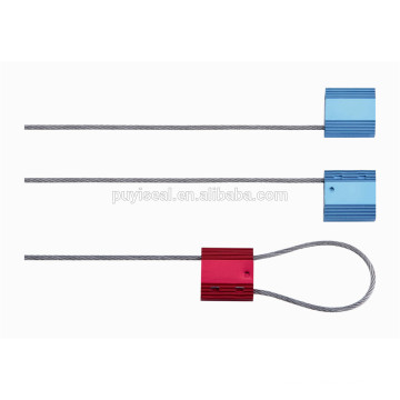 Security cable wire rope seal PY-7250