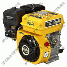 Gasoline Engine with 4-stroke, Recoil and Electric Starter and 5.5HP Single Cylinder