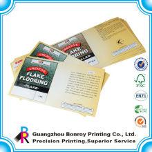 Изготовленный на заказ напечатанные самоклеющиеся наклейка этикеток