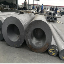 Eletrodo de placa de grafite RP para siderurgia