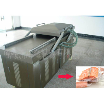 Frozen food seal and pack machinery