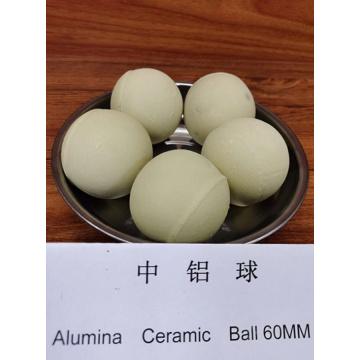 92% 95% AL203 Perles en céramique d'alumine Boule d'alumine