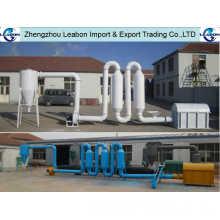Secador de tubo del aserrín del flujo de aire de China 300-1300kgs / H (HGJ)