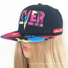 2016 Hot Competition Custom Promotional Cotton Embroidered New Style Sport Cap Baseball Cap