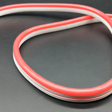 Mini tube néon d'extrusion de couleur rouge DC12v