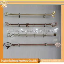 new model of copper pipe curtain rods
