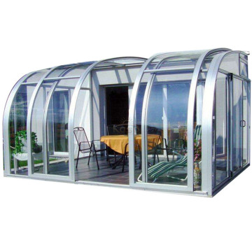 Leak Rochester New York Patio Enclosure Solarium