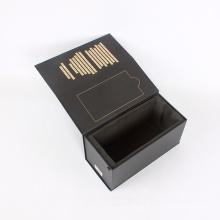 Изготовленный на заказ заказ оптом упаковка бумажные коробки для свечи