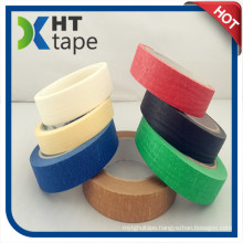 Crepe Paper Heat Resistant Customized Size Masking Tape