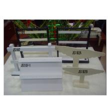 Exhibición del pendiente de la joyería de la PU (JS102 / JS107 / JS109)