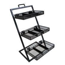 Countertop Wire Rack/ Five Tiers Metal Exhibition Stand (AD-0801-U)