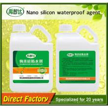 Agent de preuve de l'eau de silicium de repousser l'eau Nano Anti-Shedding