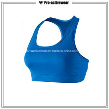 Newarrival Compression Costumes Spandex Yoga Bra for Girls