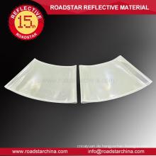 Reflektor und leuchtende 100 % PVC Kegel Hülse