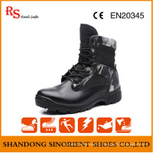 Billig gebraucht American Style Military Jungle Stiefel RS275