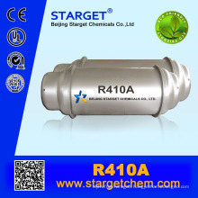 99.8% pure refrigerant gas r410a with competitiv price