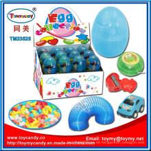 Suprise Ei Spielzeug Süßigkeiten Überraschung kleine Spielsachen und Süßigkeiten innen