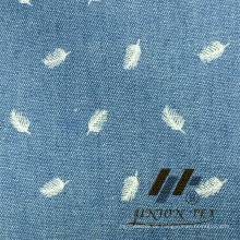 100% Baumwolle Print Denim (ART # UTX80608)