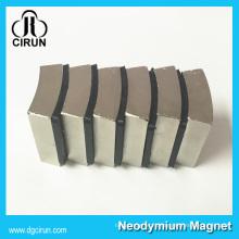 Сословия n35-n52 это форма дуги постоянного магнита Синхронный двигатель для продажи