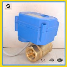 Válvula de flotador eléctrica del tanque de agua de 2 maneras 220v
