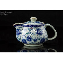 500cc Peony Tea Pot with Stainless Insert