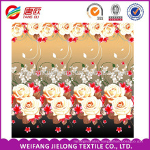 100 Polyester Fabrics 75*180D 100gsm For bedsheet Bedding set IN stocks