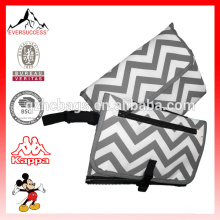 New Trend Polyester Baby Changing Bag Infant Changing Pad