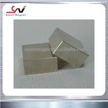 Potente gran imán cubo súper fuerte en stock alta calidad china fabricante