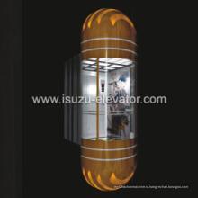 Панорамный лифт (HSGQ-622)