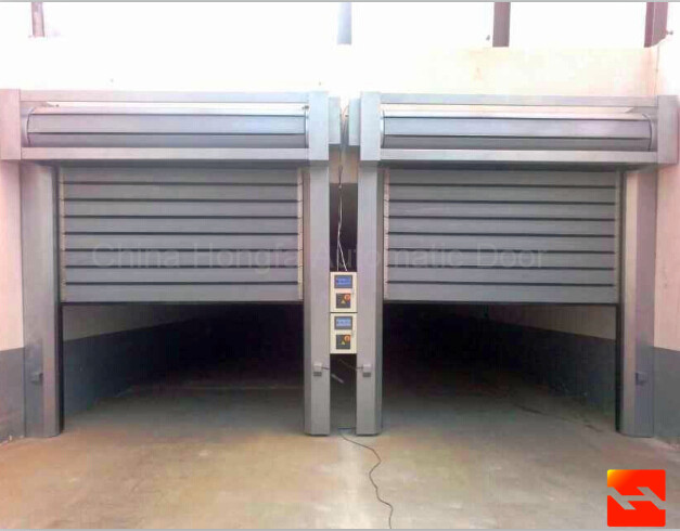 metal high speed door-2