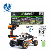 2.4G RC race speed cross country rolling stunts