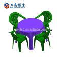 Горячий продавать пластиковый стол бытовой пластиковый стол и стул прессформы