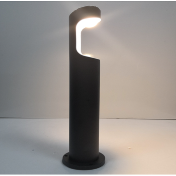 10W Metal Led Bollard Light Fixtures