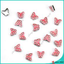 Rosa cristal borboleta slider encantos atacado (sc16040954)