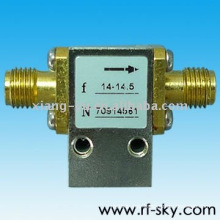 BI800PA_12-18G 12-18.0GHz SMA/N Connector Type Broadband rf isolator circulator