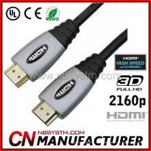 Mini HDMI Kabel 1.4 2160p mit hoher Geschwindigkeit