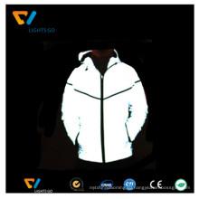 высокая видимость светятся в темноте светящиеся светоотражающие куртка / фотолюминесцентные отражательная куртка