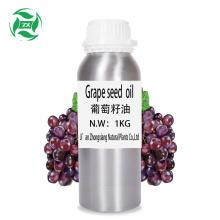 Extracto de aceite de uva para el crecimiento del cabello beneficios para la piel.