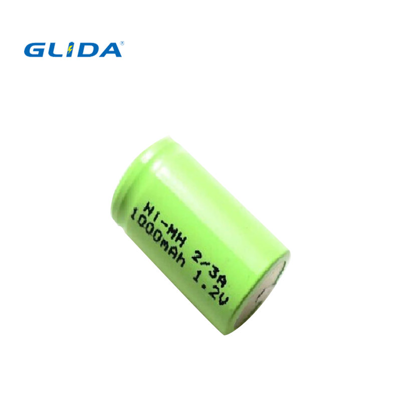 Batterie NI-MH rechargeable 350mAh 1.2V Batteries