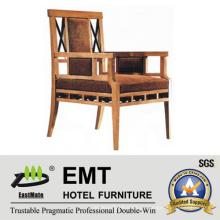 Китайский стиль деревянный стул (EMT-HC84)
