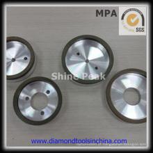 Rebolo de diamante para aço inoxidável