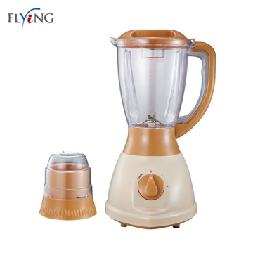 Cible combinée Brown Blender Juicer Machine