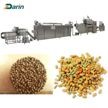 Dental Care Pet Pellet Feed Produktionslinie