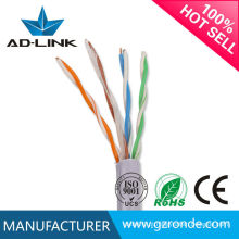 Preço de Fábrica UTP Cat5e 4x2x24 Awg Lan Cable
