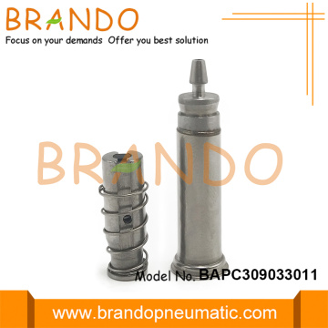 NC 9.0mm OD Plunger dan Armature Stainless Steel