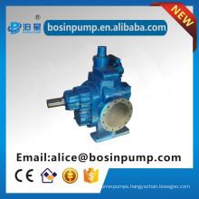 Wheel loader portable oil pump high capacity gear pump