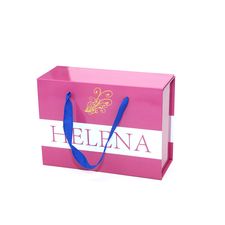 Pink Magnetic Box 3