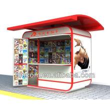 Kiosque à usage complet