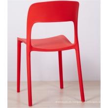 venta caliente restaurante silla muebles sin silla de comedor plegable