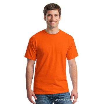 Camiseta 2017 de los hombres al por mayor llano en blanco bueno de la camiseta